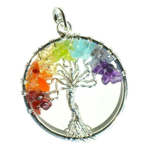 Drevo življenja - obesek za čakre