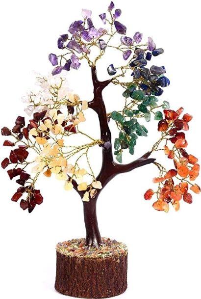 Drevo življenja za čakre - 25 cm