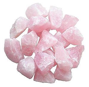 Rožnati kremen - surov